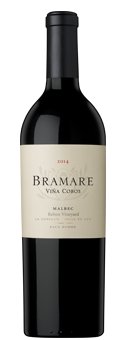 2014 Bramare Malbec Rebon Vineyard