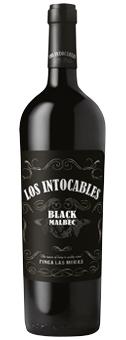 2017 Finca Las Moras Los Intocables Black Malbec