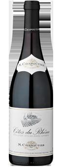 2017 M. Chapoutier Côtes du Rhône