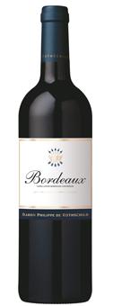 2015 Baron Philippe de Rothschild Bordeaux Rouge