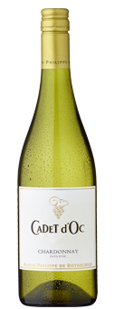 2016 Rothschild Cadet d'Oc Chardonnay