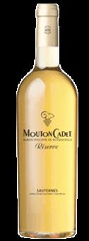 2017 Réserve Mouton Cadet Sauternes