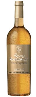 2012 Réserve Mouton Cadet Sauternes