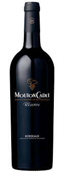 2016 Reserve Mouton Cadet Bordeaux Rouge