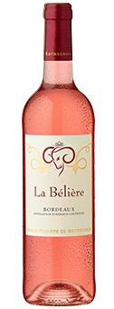 2017 Rothschild La Bélière Bordeaux Rosé
