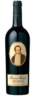 Rothschild Baron Carl Saint Emilion