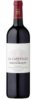 La Capitelle.de Baron'arques Second Vin Rouge