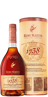 Remy Martin 1738 Accord Royal base