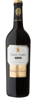 2012 Marqués de Riscal Baron de Chirel