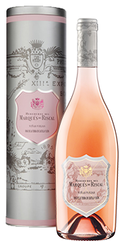 2017 Marqués de Riscal Rosado Viñas Viejas