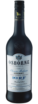 Osborne Sherry 10RF Oloroso Medium