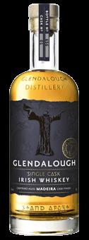 Glendalough Triple Barrel Irish Whiskey