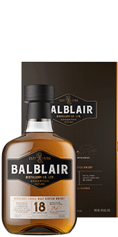 Balblair 18YO Single Malt Scotch Whisky