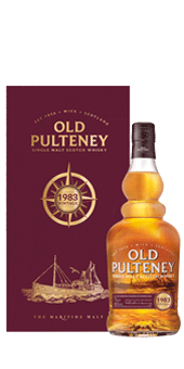 Old Pulteney Vintage Whisky