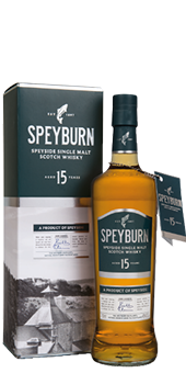 Speyburn 15 Years Old