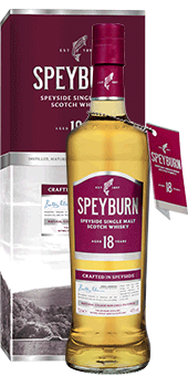 Speyburn 18 Years Whisky