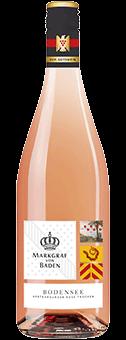 2017 Markgraf von Baden Bodensee Spätburgunder Rosé