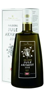 Aalborg Jule Akvavit 2018