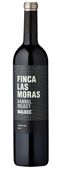 2017 Finca Las Moras Barrel Select Malbec