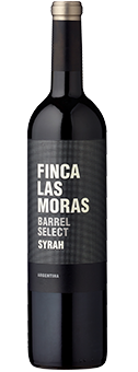 2017 Finca Las Moras Barrel Select Syrah