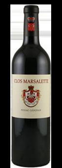 2008 Clos Marsalette