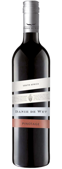 "2017 Danie de Wet ""Good Hope"" Pinotage"