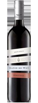"2016 Danie de Wet ""Good Hope"" Pinotage"