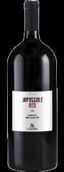 2018 Laborie Impossible Red in der Magnumflasche