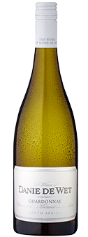 2018 Danie de Wet Chardonnay Matured on the Lees