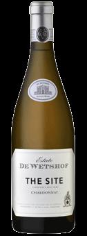 2015 De Wetshof Estate The Site Chardonnay