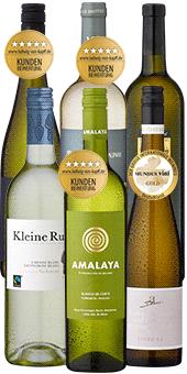 6er Probierpaket »Klassische Weißwein-Cuvées«
