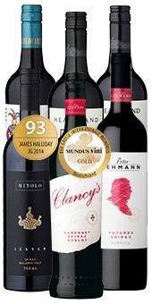 """6er Probierpaket """"Weinvielfalt Australien"""""""