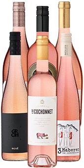 6er Probierpaket »Rosé-Lieblinge«