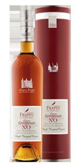 Château Fontpinot XO Cognac 0,35 l