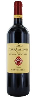 2013 Château Fleur Cardinale  - Subskription
