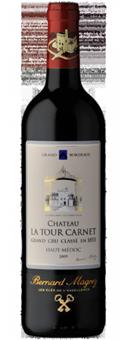 2012 Château La Tour Carnet