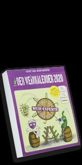 Der Weinkalender 2020