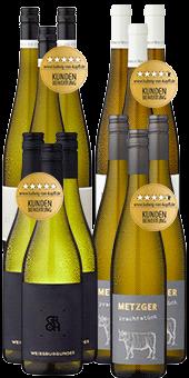 12er Probierpaket »Best Buy« Deutschlands Weißweine