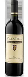 Villa Pillo Borgoforte Rosso