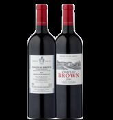 2014 Château Brown - Bremer Eiswette 2019