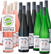 """12er Vorratspaket """"3 Haberer"""" Prachtkerle aus Österreich"""
