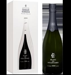 1995 Champagner Charles Heidsieck Blanc des Millénaires