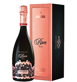 2007 Piper-Heidsieck Rare Rosé Champagner