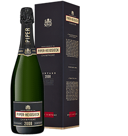 2008 Piper-Heidsieck Vintage Brut Champagner