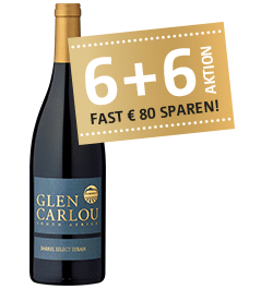 2017 Glen Carlou Barrel Select Syrah