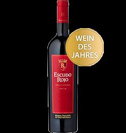 Rothschild Escudo Rojo Cuvée - Wein des Jahres