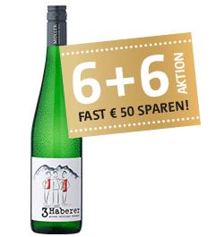 """3 haberer"" Grüner Veltliner"