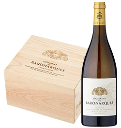 Domaine de Baronarques Grand Vin Blanc
