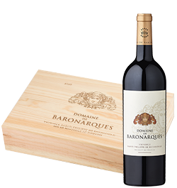 2016 Domaine de Baronarques Grand Vin Rouge
