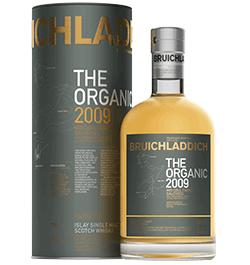 2009 Bruichladdich The Organic